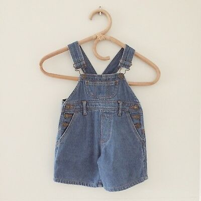 Vintage basic select shortalls