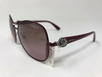 bb5b6b87ad1 VOGUE WOMEN S SUNGLASSES VO3997S 93413 Brown 58 14 135 -  58.00 ...