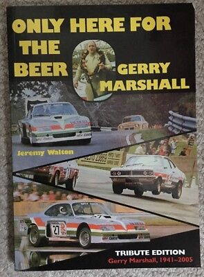 Only Here for the Beer Tribute Edition Gerry Marshall Jeremy Walton Signed