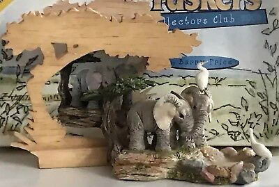 "Tuskers & Henry Extremely Rare  Slight Damage - ""Perfect Companion"" New In Box"