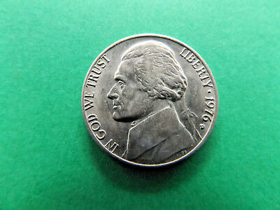 US 1976D Nickel