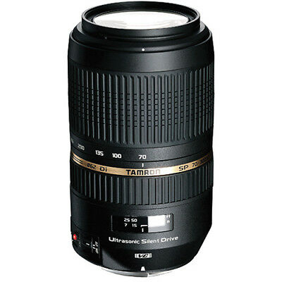 Tamron SP 70-300mm f/4-5.6 Di VC USD A030 for Canon EF ship from EU genuino
