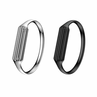 Luxury Stainless Bracelet Bangle Wristband Strap Watch Band For Fitbit Flex 2