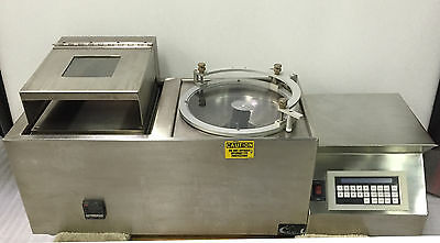 """Brewer Science CEE 100CB Photoresist Coat Bake - to 8"""" / Refurb / 4 mo. wrty"""
