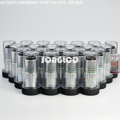 Mitutoyo M PLAN APO 20x/0.42 (90DAYS WARRANTY VIA DHL OR EMS)