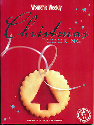 Women's Weekly - CHRISTMAS COOKING - SC - LIKE NEW CONDITION