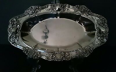 Wm.A. Rogers Silver Plated Bread Fruit Tray