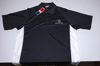 MERCEDES F1 Team wear POLO SHIRT, SIZE XL,Mercedes Benz OFFICIAL PRODUCT,
