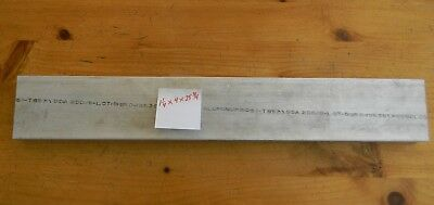 "6061 T6511 1.25"" X 4.00"" X 25.75"" Reynolds Aluminum Flat Bar Usa"