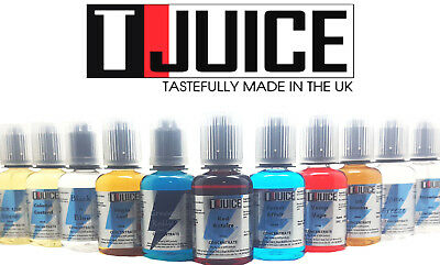 T-Juice 30 ml concentrate for e-liquids red astaire Tobacco Genuine Cheapest UK