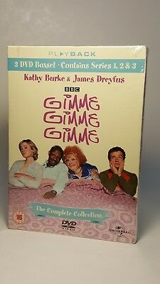 Gimme Gimme Gimme The Complete Collection New Sealed Region 2 Official Uk Dvd