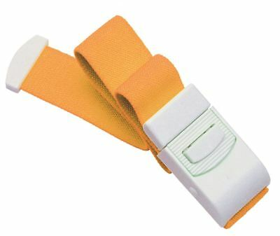 Timesco Tourniclip Tourniquet, Yellow