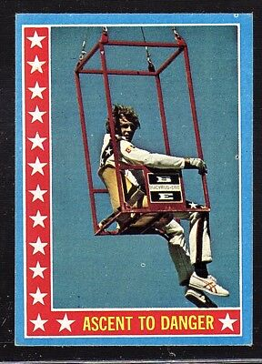 Evel Knievel 1974 Topps Test Issue Card #46