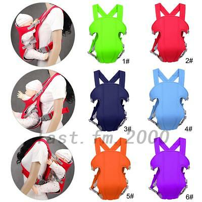 Baby Carrier Infant Kid Backpack Hipseat Hip Seat Easy Carry Newborn 6 Colors AU