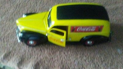 Coca-cola Large Matchbox Collection of 1940 Ford Panel Truck
