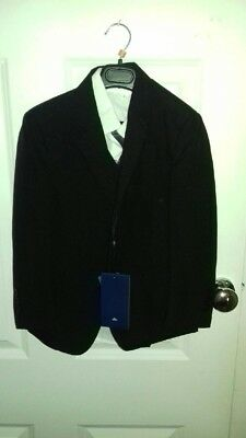 Boys 4 Piece Suite  Brand new with Tags Trousers, Jacket, Waistcoat,