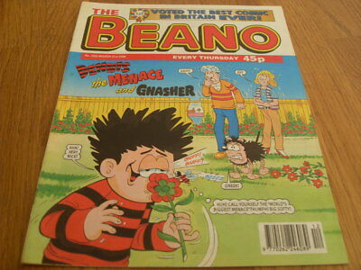 The Beano Comic No 2905 March 21St 1998