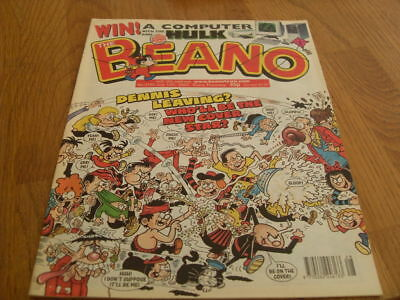 The Beano Comic  No 3182 July 12Th 2003