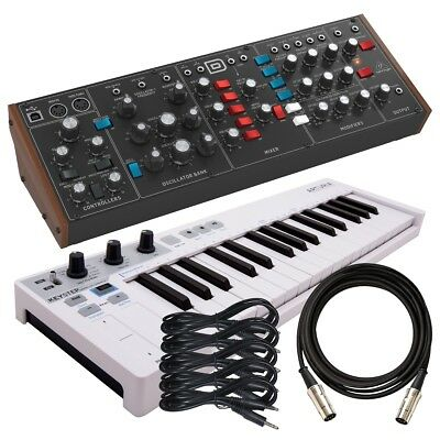 Behringer Model D Monophonic Analog Synthesizer CONTROLLER RIG