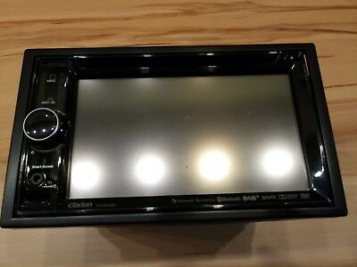 Clarion NX 505 E, Navi, CD, DVD, Divix, Bluetooth, Micro SD