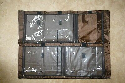 Rabbit Hutch Cover Double Decker Pet Rain Wind Protector 41-Inch CRV-BB-41-DDL