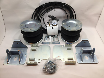 Air Suspension KIT with Compressor for Fiat Ducato 1982-1994 - 4 ton