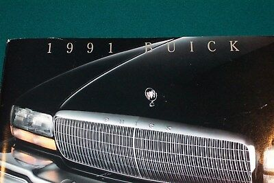 1991 Buick Sales Brochure