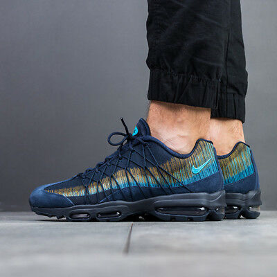 Nike Air Max 95 Ultra Jcrd Men's Trainers Size Uk 10 Eur 45