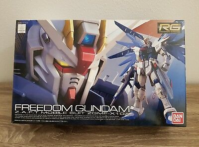 Freedom Gundam Z.a.f.t Mobile Suit Zgmf-x10a Bandai