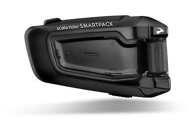 Cardo Scala rider SMARTPACK Bluetooth and DMC Mesh Technology Motorcycle Single
