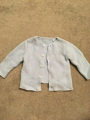 Mothercare Baby Boy Jacket 0-3 Months