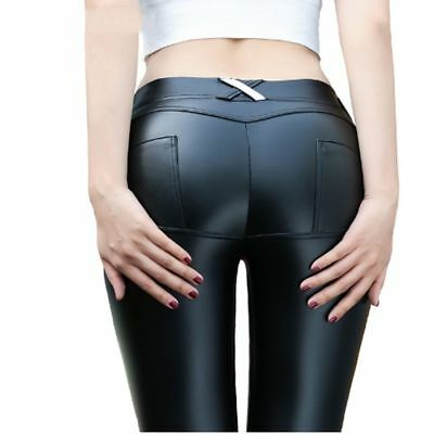 Butt Lifter Fitness Leggins Low Waist Push Up Gothic Sexy Winter Women Pants