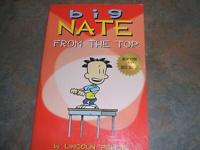 Big Nate From The Top-NEW