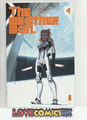 The Weatherman #4 1 For 25 Bengal Variant Image Comics