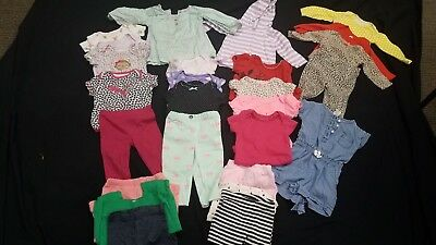 Baby clothes 6 to 9 months girls