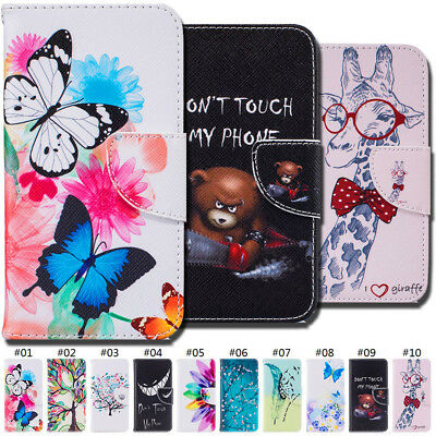 For LG K4(2016) Luxury Fashion PU Leather Wallet Flip Stand Card Slot Case Cover