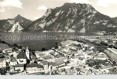73332566 Ebensee_Oberoesterreich Panorama Traunsee Alpen Ebensee_Oberoesterreich