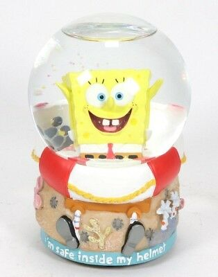 SpongeBob SquarePants Musical Snow Globe by Enesco SpongeBob Theme Song 2004