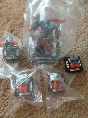 ULTRA LEGIONNAIRE ALL 5 PIECES! 19-23 Monsterpocalypse Series 3 All Your Base
