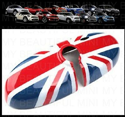 MK2 MINI Cooper/S/ONE R50 R52 R55 R56 R57 R60 UNION JACK  Rear View MIRROR Cover