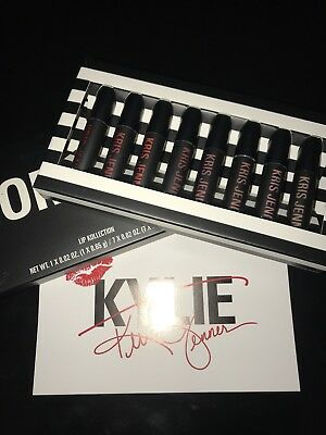 Kylie Cosmetics x Kris Jenner Momager Kollection Lip Set**100% Authentic**