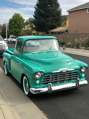 1956 Chevrolet Other Pickups  1956 Chevy Truck 3100 Apache (Complete Frame-Off) 1955, 1957, 1958, 1959