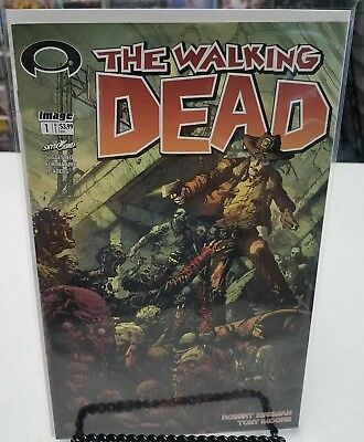 The Walking Dead Blind Bag #1 Color Variant New Unread TWD