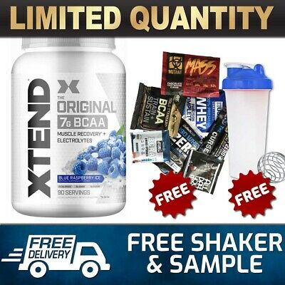 Scivation Xtend 90 Serves Bcaa Electrolytes Branched Chain Amino Acid Recovery