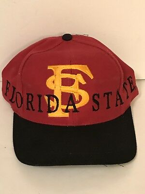 d37b734612886 FLORIDA STATE SEMINOLES NCAA Russell Athletic  Game  snapback ...