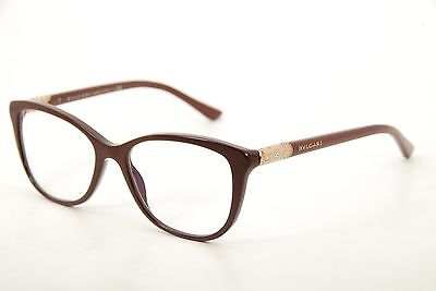 5363cbe22d BVLGARI 4131-B 4131 B Eyeglasses Blue Black 5145 Authentic 54mm ...