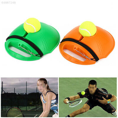 Tennis Training Tool Set Tennis Exercise Self-study Rebound Ball Trainer Device