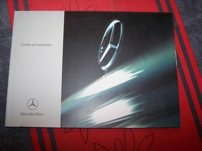 0P - Prospectus/Brochure/Catalogue Mercedes benz Presentation