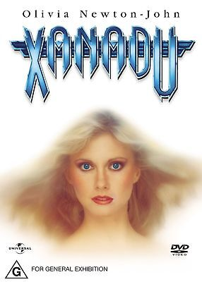 Xanadu (DVD, 2002) - VGC -  free post!!