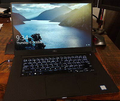 2018 Dell XPS 15 9560 with i7-7700HQ/GTX 1050/256GB SSD/8GB RAM